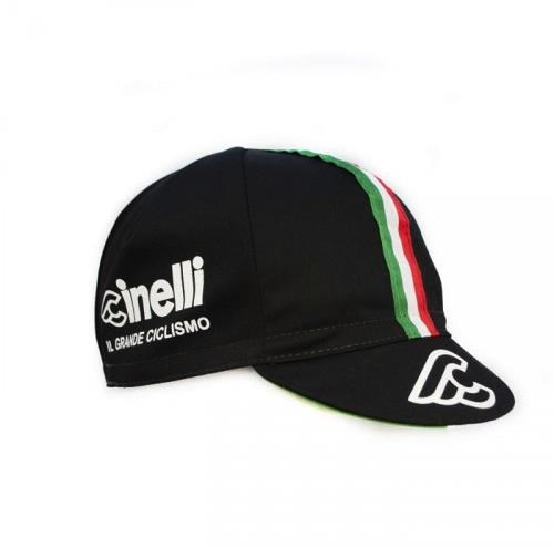 Cinelli Il Grande Ciclismo Cap | Hovedbeklædning