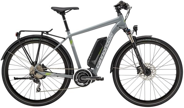Cannondale Quick Neo Tourer - Nearly New - 45cm 2018 - Electric Hybrid Bike   City-cykler