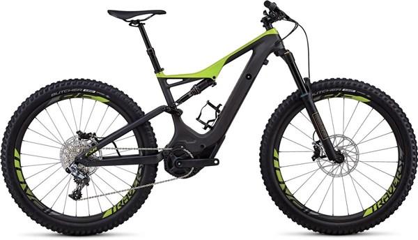 Specialized S-Works Turbo Levo FSR 6Fattie - Nearly New - S 2018 - Electric Mountain Bike