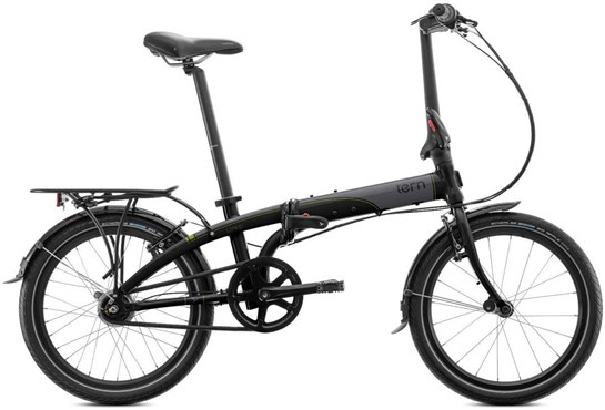 Tern Link D7I - Nearly New - 20w 2018 - Folding Bike | Foldecykler