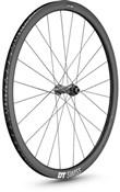 DT Swiss PRC 1400 Spline Disc Brake Carbon Clincher Rear Wheel
