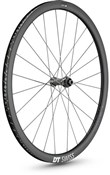 Product image for DT Swiss PRC 1400 Spline Disc Brake Carbon Clincher Rear Wheel