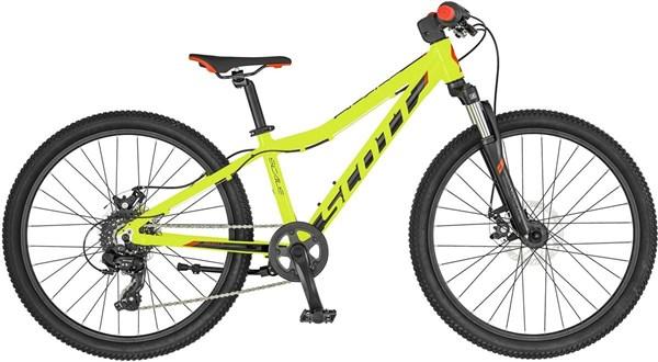 Scott Scale Disc 24w - Nearly New -  2019 - Junior Bike