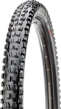 "Maxxis Minion DHF Folding Dual Compound EXO Tubeless Ready 27.5"" MTB Tyre"