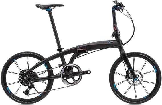 Tern Verge X11 20w - Nearly New 2017 - Folding Bike | Foldecykler