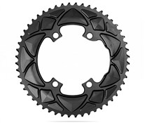 Product image for absoluteBLACK Road Round 2x For All Shimano 110 BCD X4 Chainring