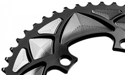 absoluteBLACK Road Round 2x For All Shimano 110 BCD X4 Chainring