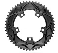 Product image for absoluteBLACK Road Round 2x For All Shimano 110 Bcd X5 Chainring