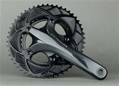 absoluteBLACK Road Round 2x For All Shimano 110 Bcd X5 Chainring