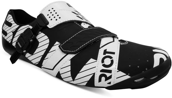 Image of Bont Riot Buckle Road Shoes
