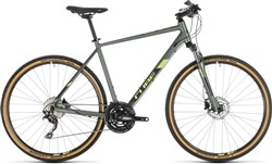 Product image for Cube Nature - Nearly New - 54cm 2019 - Hybrid Sports Bike