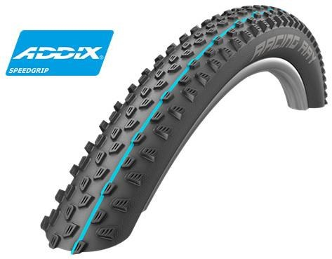Schwalbe Racing Ray Performance Tl Ready Addix Front MTB Tyre | Dæk