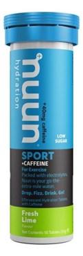 Nuun Sport + Caffeine Food Supplement