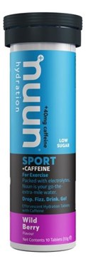 Nuun Sport + Caffeine Food Supplement