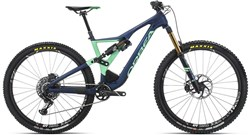 Product image for Orbea Rallon M-Team 29er - Nearly New - L Mountain Bike 2019 - Full Suspension MTB