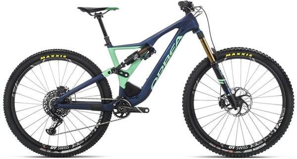 Orbea Rallon M-Team 29er - Nearly New - L Mountain Bike 2019 - Full Suspension MTB