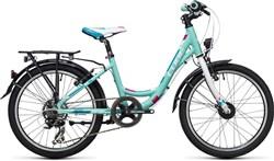 Product image for Cube Kid 200 Street Girls 20W - Nearly New 2017 - Kids Bike