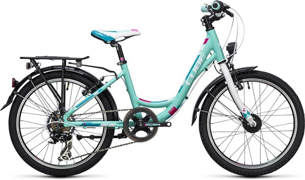 Cube Kid 200 Street Girls 20W - Nearly New 2017 - Kids Bike