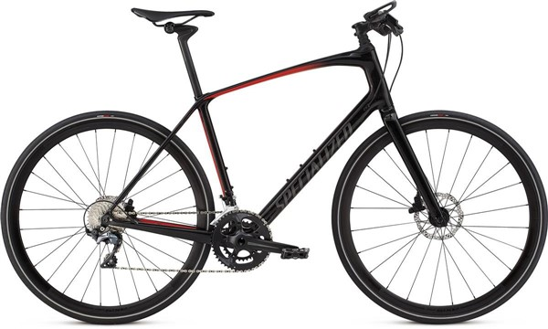 Specialized Sirrus Pro Carbon - Nearly New - XL 2018 - Road Bike
