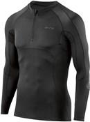 Skins DNAmic Ultimate 1/2 Zip Long Sleeve Jersey