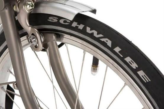 Brompton Schwalbe Kojak Kevlar Bead Tyre