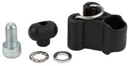 Product image for Brompton Handlebar Catch Set Complete With Spring, Nipple and Fasteners