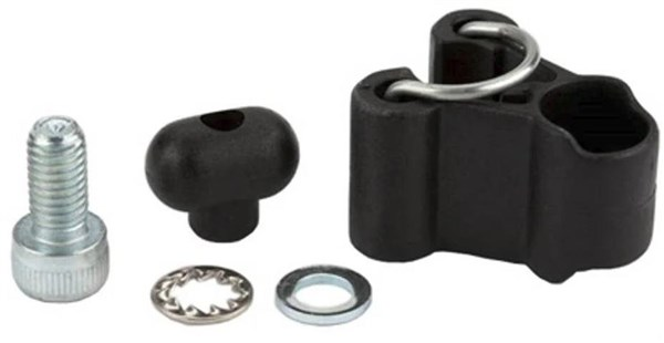 Brompton Handlebar Catch Set Complete With Spring, Nipple and Fasteners