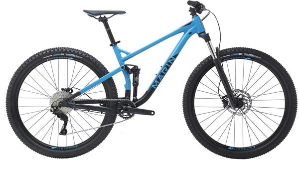 "Marin Rift Zone 1 29er - Nearly New - 20"" Mountain Bike 2019 - Full Suspension MTB"