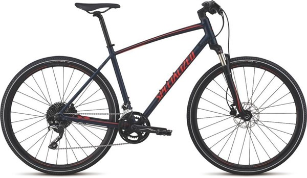 Specialized Crosstrail Elite Alloy - Nearly New - M 2019 - Hybrid Sports Bike