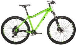 "Product image for DiamondBack Heist 1.0 27.5"" - Nearly New - 16"" Mountain Bike 2018 - Hardtail MTB"