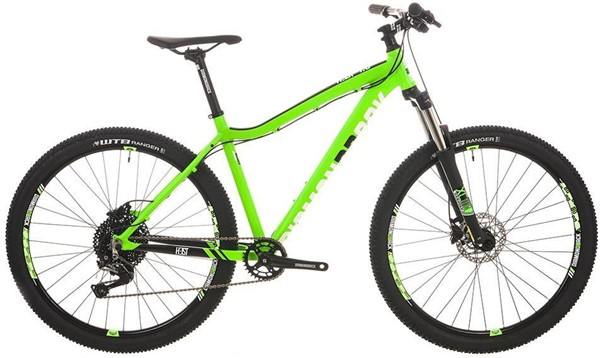 "DiamondBack Heist 1.0 27.5"" - Nearly New - 16"" Mountain Bike 2018 - Hardtail MTB"