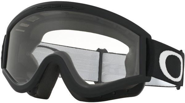 Oakley L Frame MX Goggles