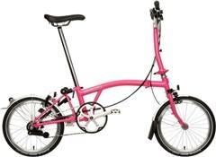 Brompton M6L - Hot Pink 2019 - Folding Bike