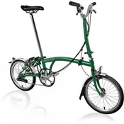 Brompton H6L - Racing Green 2019 - Folding Bike
