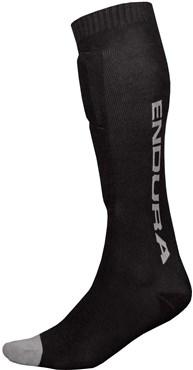 Endura SingleTrack Shin Guard Cycling Socks