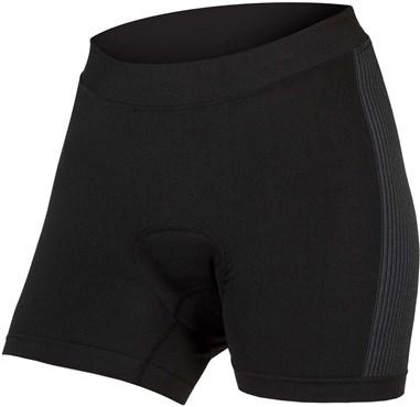 Endura Engineered Padded Womens Boxer Shorts - 300 Series Pad