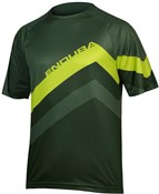 Endura SingleTrack Core Print Tech Tee