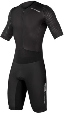 Endura QDC D2Z Short Sleeve Tri Suit II with SST