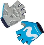 Endura Movistar Team Short Finger Gloves