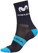 Endura Movistar Team Race Socks