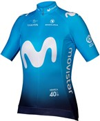 Product image for Endura Movistar Team Womens Short Sleeve Jersey