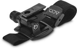 Product image for Cube Acid Slide-Lock Helmet Mount