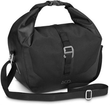 Cube Acid Trunk Bag | Rack bags