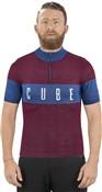 Cube Classic Merino Short Sleeve Jersey