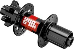 Product image for DT Swiss 240s Rear Disc 6 Bolt Thru-Axle