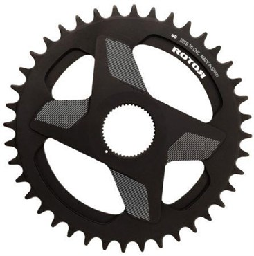 Rotor Direct Mount Round Ring RD1 CX1 & Gravel Chainring