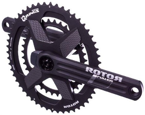 Rotor INpower Direct Mount Road Power Crankset