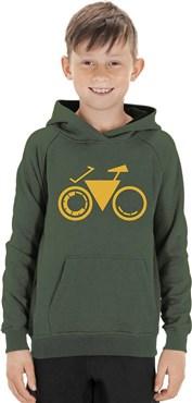 Cube Bike Junior Hoodie   Jerseys