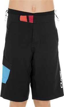 Cube Junior Shorts With Liner