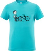 Product image for Cube Junior André Melange T-shirt